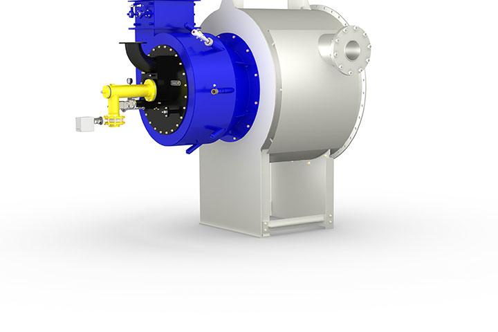 Industrial gas burner | SAACKE- SAACKE Group